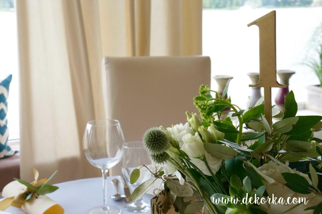 dekoracja sali rustykalne wesele