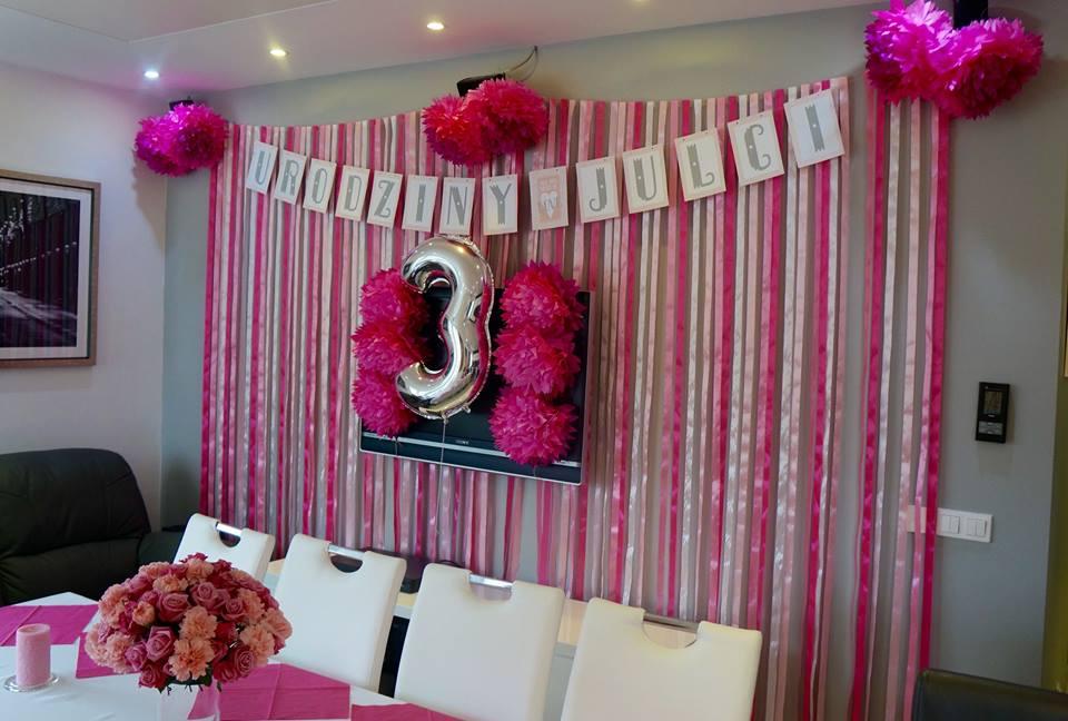 dekoracje katowice organizacja urodzin