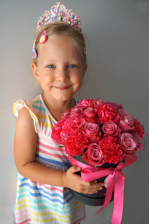 bukiet flower box dekorka katowice