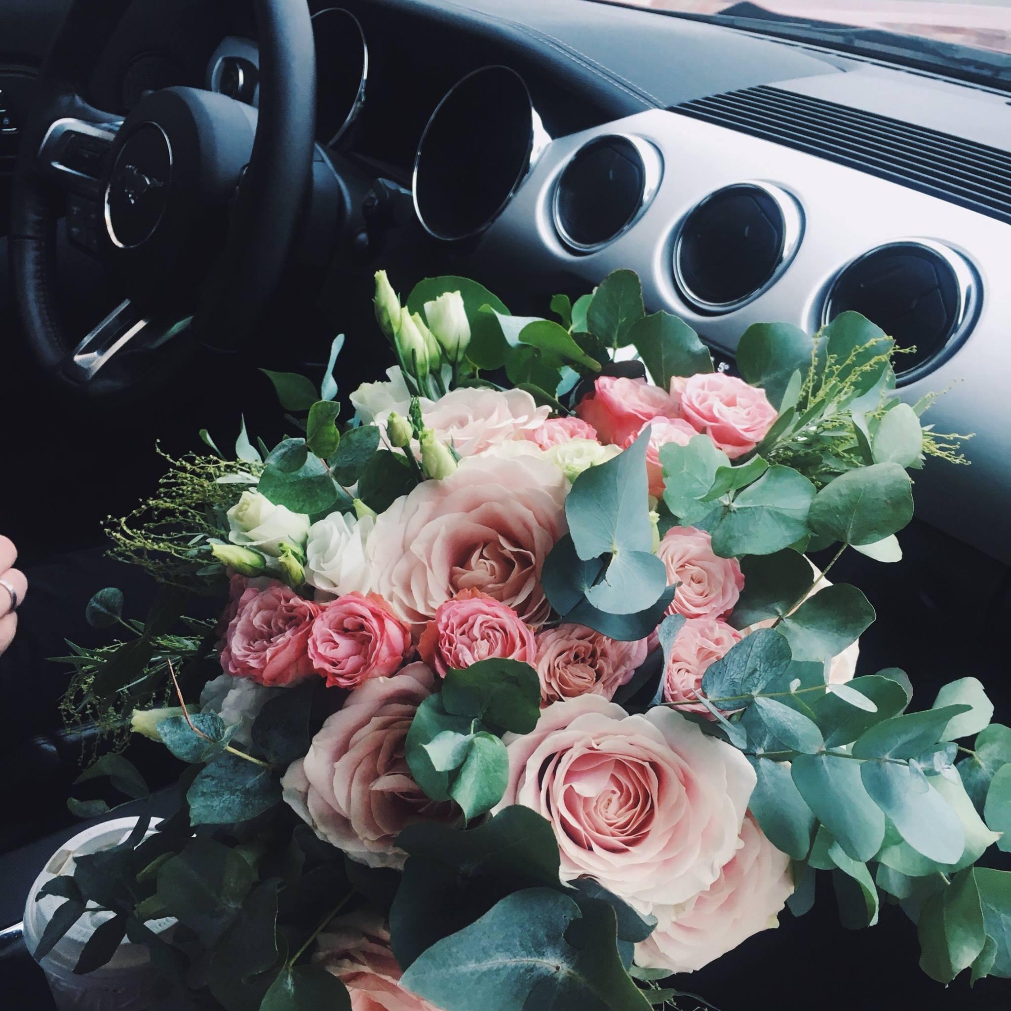 bukiet romantyczny dekorka.com katowice tychy