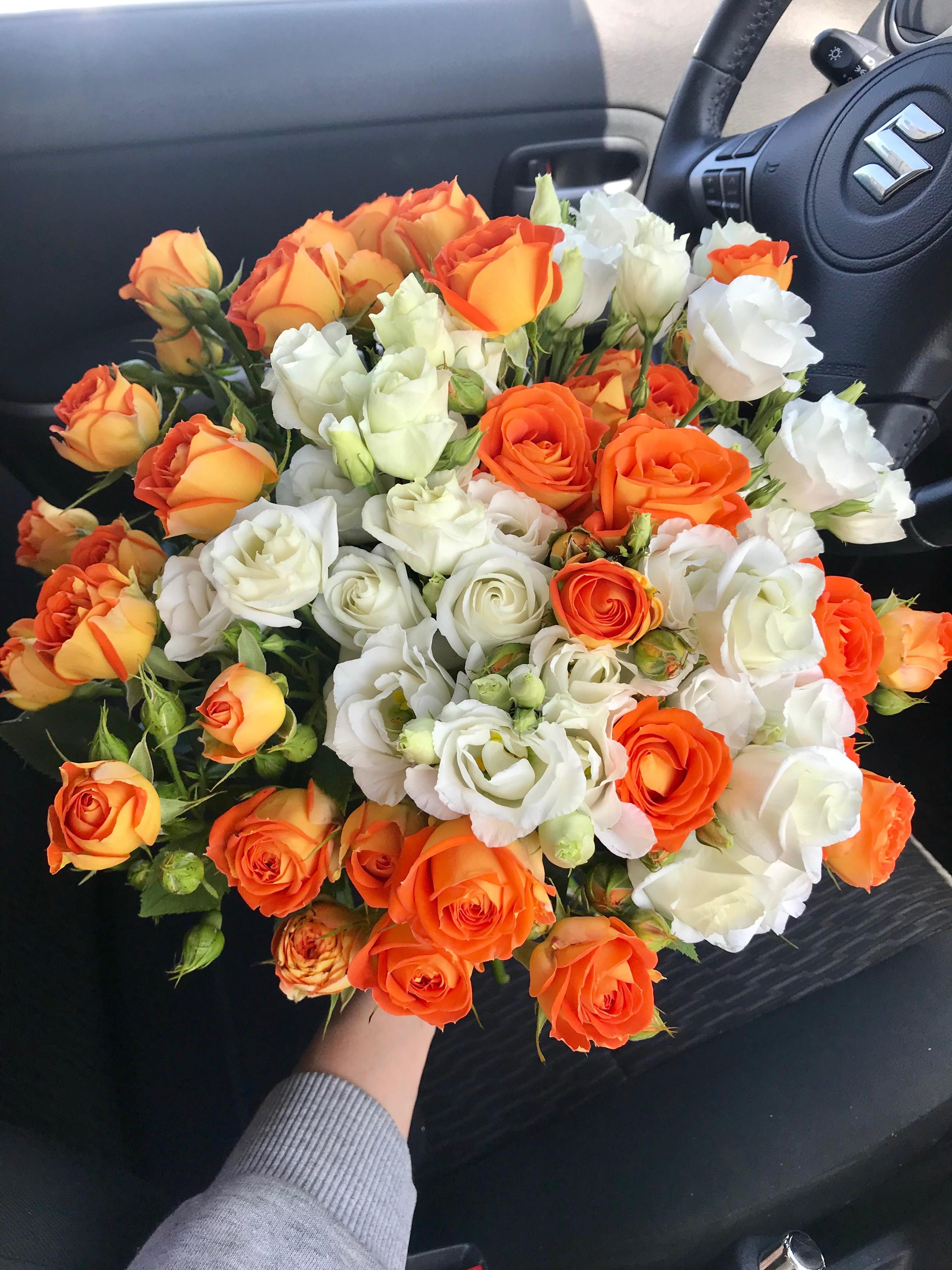 bukiet urodzinowy dekorka katowice florytstka wesele